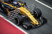 February 26, 2017: Circuit de Catalunya. Jolyon Palmer (GBR), Renault Sport Formula One Team, R.S.17