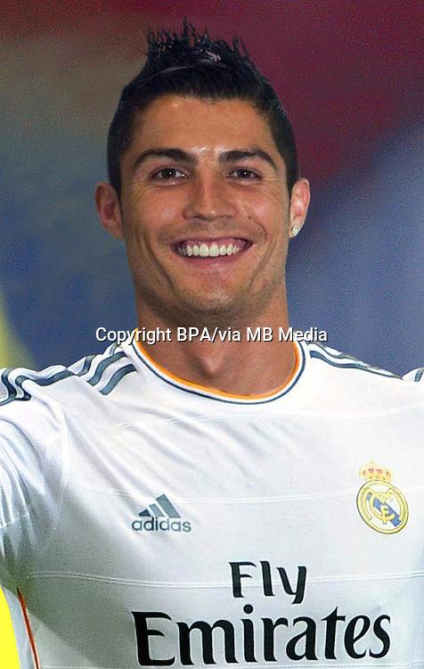 Cristiano Ronaldo ( Real Madrid CF )