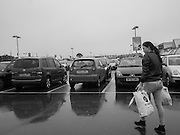 Ravenside retail park, . Between St Leonards on Sea and Bexhill on Sea. 15 January 2016