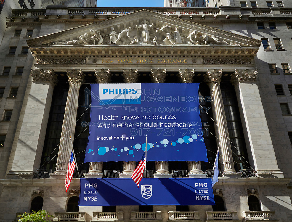 Philips Capital Markets Day, New York, USA – November 2, 2017. Photographed by John Muggenborg.