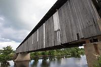 Mt. Orne Bridge, Lunenburg, VT
