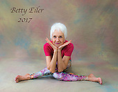 Betty Eiler Yoga Calendar Images