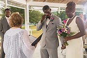 Clarence and Tameka Wedding | New Bern Weddings