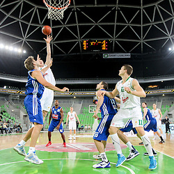 20121202: SLO, Basketball - ABA League, 11th Round, KK Union Olimpija vs KK Cibona Zagreb