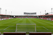 The Banks's stadium during the Sky Bet League 1 play-off second leg match between Walsall and Barnsley at the Banks's Stadium, Walsall, England on 19 May 2016. Photo by Dennis Goodwin.