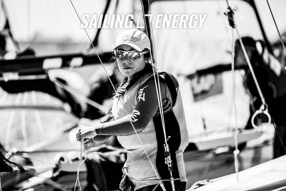 2016 49er European Championship<br /> &copy;Pedro Martinez / Sailing Energy