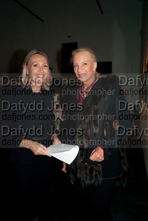 Ghislaine Graziani; Princess Michael of Kent, Benno Graziani: Memories Of Summer, Hamiltons Gallery. London. 16 September 2009.