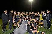 20130821 College Football Premier Girls Final - Wellington Girls College v Wellington East Girls