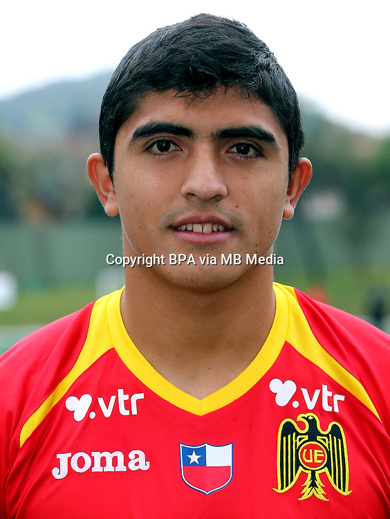 Chile Football League Serie A  /<br /> ( Union Espanola ) - <br /> Dagoberto Currimilla