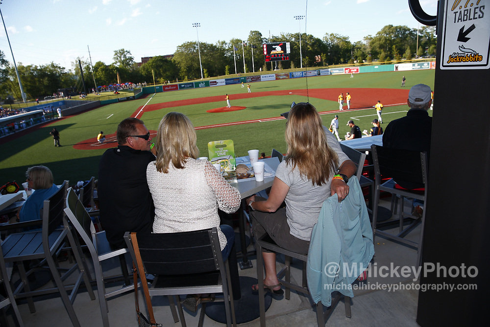 Kokomo Jackrabbits game and stadium atmosphere