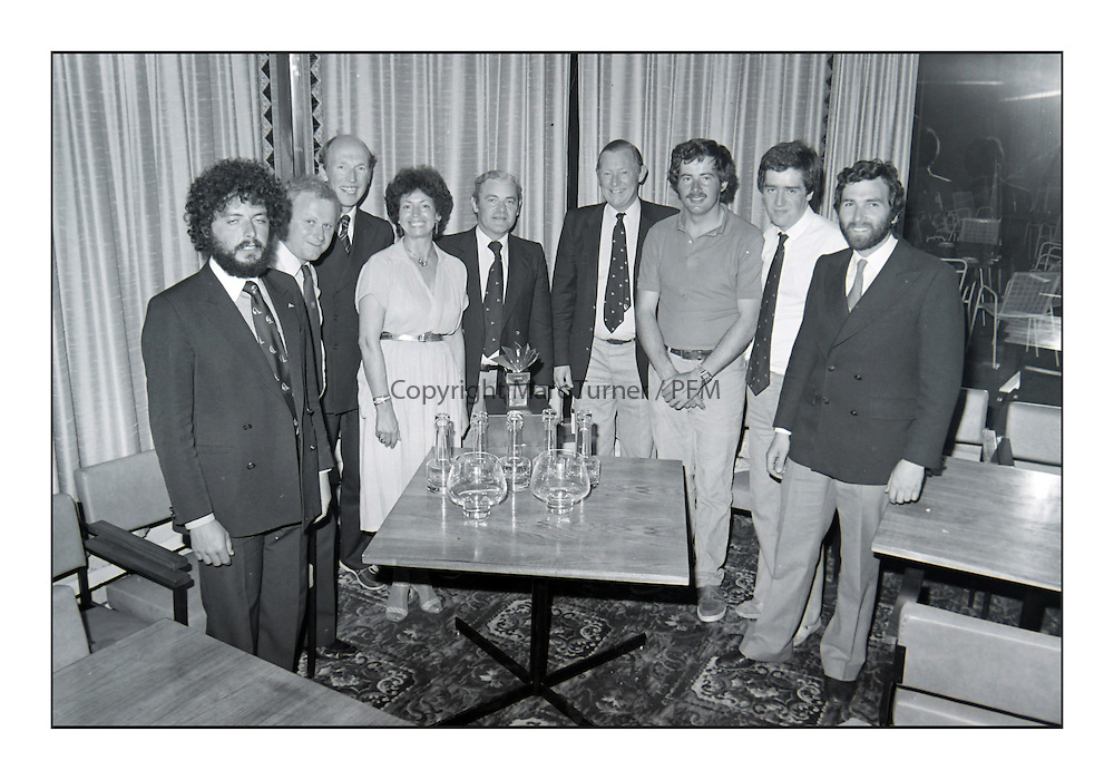 Tomatin Scottish Series 1981<br /> <br /> Winners Justine III, One toner which went on that year to win the One Ton Cup and make a name for designer Tony Castro<br /> <br /> Picture Copyright  PFM Pictures