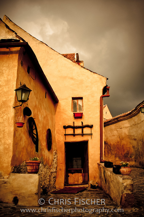 Rasnov Citadel, Brasov County, Romania