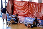 Aradori, Melli, Datome<br /> Raduno Nazionale Maschile Senior<br /> Raduno Giorno 2 <br /> Folgaria 23/07/2017<br /> Foto Ciamillo-Castoria/ A.Gilardi