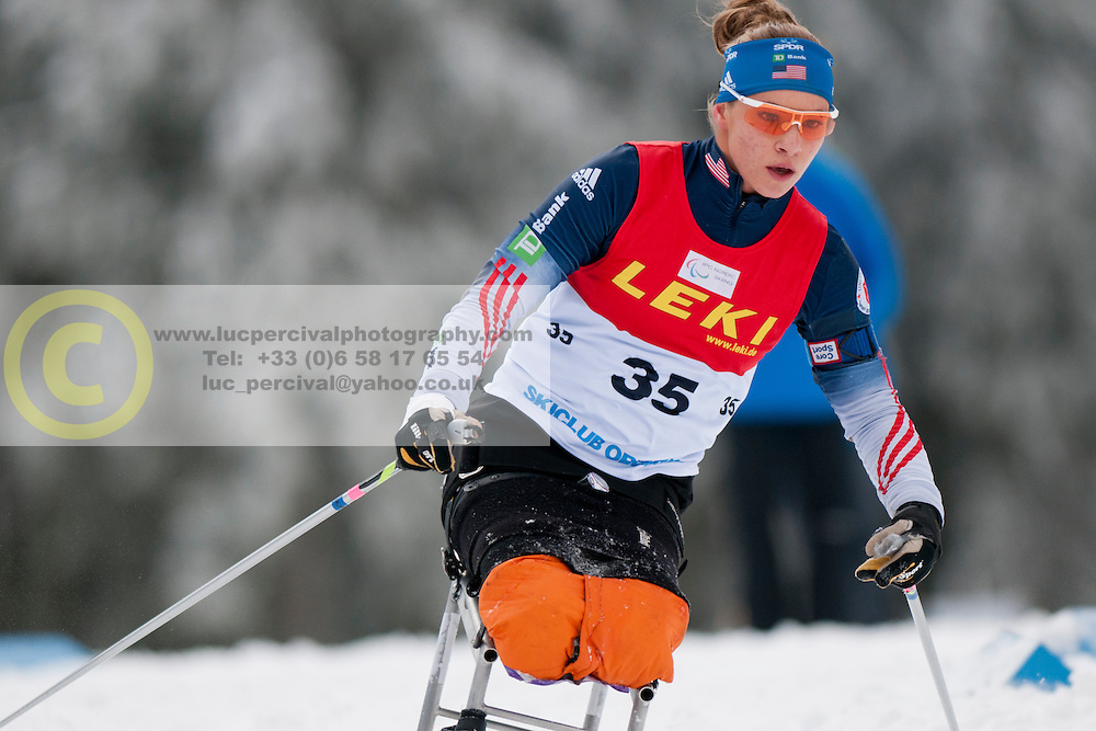 MASTERS Oksana, Biathlon Middle Distance, Oberried, Germany