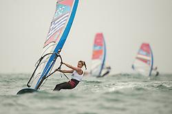 2012 Olympic Games London / Weymouth<br /> RSX women racing day 1 <br /> RS:X WomenGRESkarlatou Angeliki