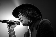 Enrique Bunbury at the House of Bluse