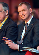 © Licensed to London News Pictures. 09/03/2013. Brighton, UK. Tim Farron President of the Liberal Democrats at the Liberal Democrat Spring Conference in Brighton today 9th March 2013. Photo credit : Stephen Simpson/LNP