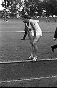 17/07/1967<br /> 07/17/1967<br /> 17 July 1967<br /> International Athletics at Santry Stadium, Dublin. Image shows Australia's Ron Clarke just after winning the Men's Three Mile International race.