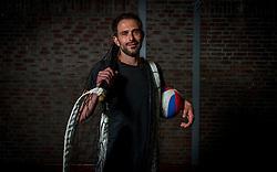 30-05-2016 NED: Training VCV 2 in sporthal West, Veenendaal<br /> Rowan van Vreede