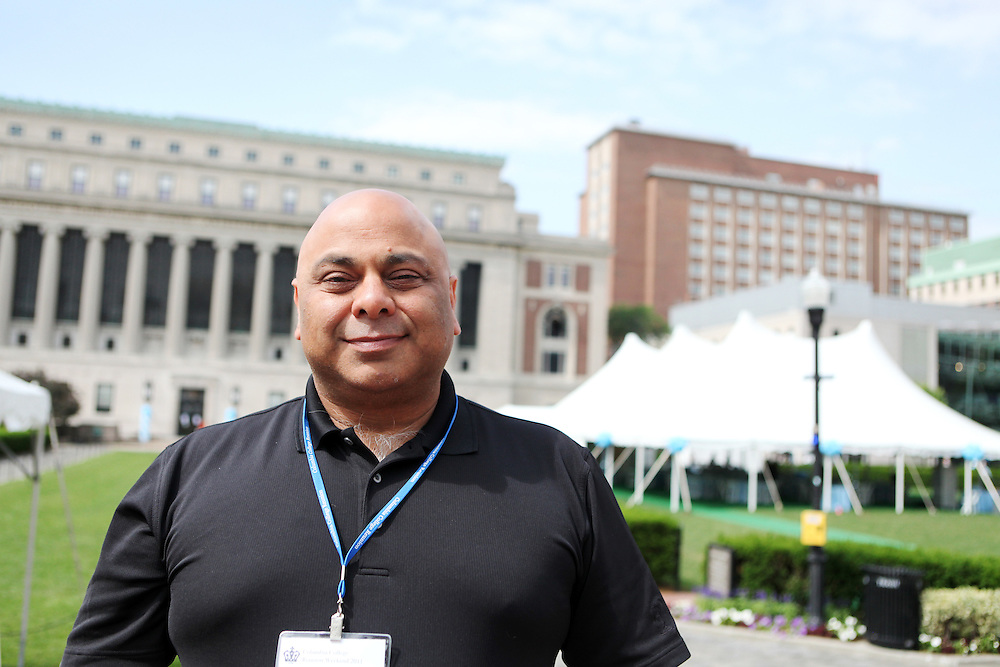"Raj Seth '86..""New York is a lot friendlier than outsiders think.""..""When you're at Columbia, get to know as many people as you can. That's the most important thing you can do in college."""