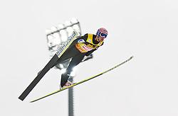 30.12.2011, Schattenbergschanze / Erdinger Arena, GER, Vierschanzentournee, FIS Weldcup, Probedurchgang, Ski Springen, im Bild Andreas Kofler (AUT) // Andreas Kofler of Austria during the trial round at 60th Four-Hills-Tournament, FIS World Cup in Oberstdorf, Germany on 2011/12/30. EXPA Pictures © 2011, PhotoCredit: EXPA/ P.Rinderer