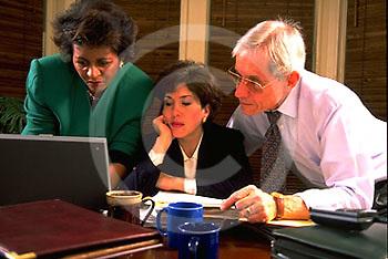 Active Aging Senior Citizens,  Activities, Management Meeting,