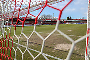 The Wham Stadium, home of Accrington Stanley during the EFL Sky Bet League 2 match between Accrington Stanley and Forest Green Rovers at the Fraser Eagle Stadium, Accrington, England on 17 March 2018. Picture by Shane Healey.