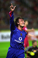 DEBRECEN V  MANCHESTER UNITED BUDAPEST 24.08.05 <br />