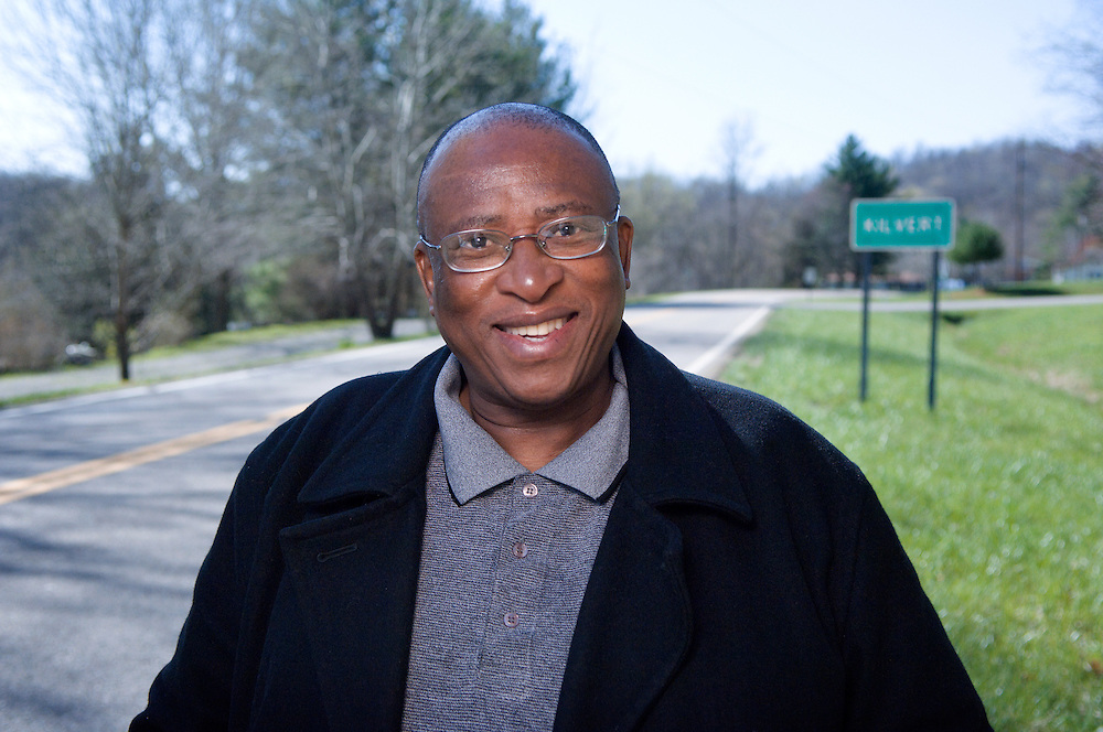 Zakes Mda env. Portrait for Ohio Today in Kilvert