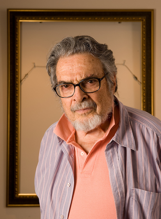 Leon Fleisher, pianist and conductor, Baltimore Maryland