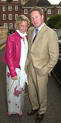 MR & MRS RORY BREMNER, he is the comic, at a <br /> party in London on 5th July 2000.OGB 115<br /> © Desmond O'Neill Features:- 020 8971 9600<br />    10 Victoria Mews, London.  SW18 3PY <br /> www.donfeatures.com   photos@donfeatures.com<br /> MINIMUM REPRODUCTION FEE AS AGREED.<br /> PHOTOGRAPH BY DOMINIC O'NEILL