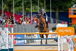 OSTERHOFF Zoe (GER), CHACENNY<br /> Münster - Turnier der Sieger 2019<br /> BRINKHOFF'S NO. 1 -  Preis<br /> CSI4* - Int. Jumping competition  (1.50 m) -<br /> 1. Qualifikation Grosse Tour <br /> Large Tour<br /> 02. August 2019<br /> © www.sportfotos-lafrentz.de/Stefan Lafrentz