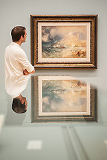 William Turner exhibition opens at Tate Britain in London