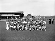 All-Ireland Junior Home Final, Meath v Kerry. Kerry Team..10.09.1961
