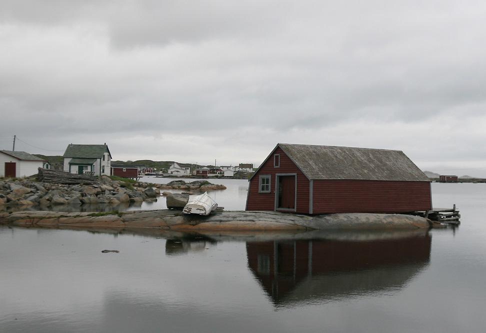 14 July 2007 Kittiwake Coast, NL, Canada,  --..Travels through Newfoundland...Photo by Will Nunnally / Will Nunnally Photography
