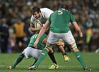 11 June 2016, Lood de Jager of South Africa during the South Africa versus Ireland Test Match at Newlands Stadium,  Cape Town, SOUTH AFRICA.<br /> <br /> <br /> Photo by:Luigi Bennett/Image SA