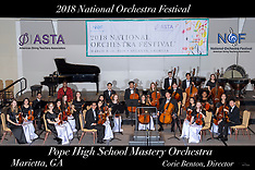 Pope High School Mastery Orchestra