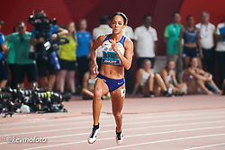 2019 IAAF World Athletics Championships held in Doha, Qatar from September 27- October 6<br /> Day 7 hepthalon GBR