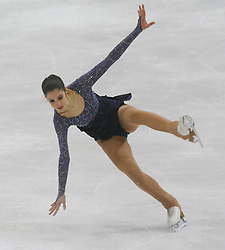 25.01.2011, Postfinance Arena, Bern, Eiskunstlauf EM 2011, im Bild Damen  Qualifikation Kur  Alice Garlisi (ITA) .// during the European Figure Skating Championships 2011, in Bern, Switzerland, EXPA Pictures © 2011, PhotoCredit: EXPA/ EXPA/ Newspix/ Manuel Geisser +++++ ATTENTION - FOR AUSTRIA/ AUT, SLOVENIA/ SLO, SERBIA/ SRB an CROATIA/ CRO, SWISS/ SUI and SWEDEN/ SWE CLIENT ONLY +++++