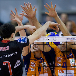 20100120: Voleyball - CEV Indesit Champions League, ACH Volley vs Asseco Resovia Rzeszow