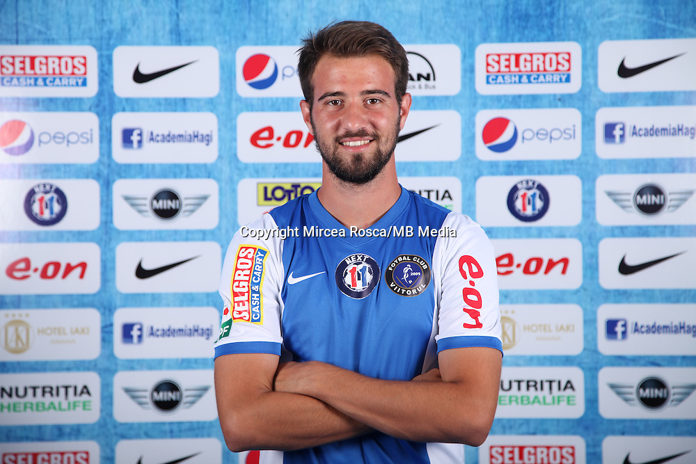 Cristian Gavra, Viitorul Constanta