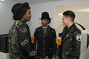JEAN PIERRE MILLER; HARRIS ELLIOTT; STEFAN AYAN; , Dennis Morris: Public Image Ltd - First Issue to Metal Box - private view, ICA, LONDON. 22 MARCH 2016