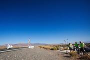 De Vortex tijdens de vijfde racedag. In Battle Mountain (Nevada) wordt ieder jaar de World Human Powered Speed Challenge gehouden. Tijdens deze wedstrijd wordt geprobeerd zo hard mogelijk te fietsen op pure menskracht. Het huidige record staat sinds 2015 op naam van de Canadees Todd Reichert die 139,45 km/h reed. De deelnemers bestaan zowel uit teams van universiteiten als uit hobbyisten. Met de gestroomlijnde fietsen willen ze laten zien wat mogelijk is met menskracht. De speciale ligfietsen kunnen gezien worden als de Formule 1 van het fietsen. De kennis die wordt opgedaan wordt ook gebruikt om duurzaam vervoer verder te ontwikkelen.<br /> <br /> In Battle Mountain (Nevada) each year the World Human Powered Speed Challenge is held. During this race they try to ride on pure manpower as hard as possible. Since 2015 the Canadian Todd Reichert is record holder with a speed of 136,45 km/h. The participants consist of both teams from universities and from hobbyists. With the sleek bikes they want to show what is possible with human power. The special recumbent bicycles can be seen as the Formula 1 of the bicycle. The knowledge gained is also used to develop sustainable transport.