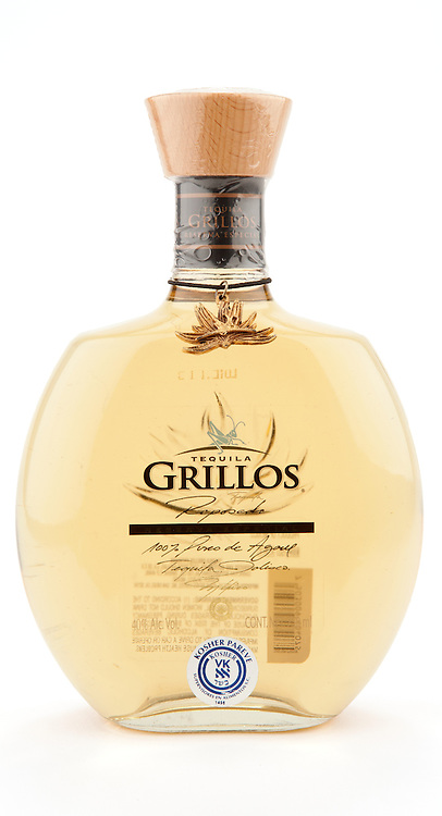 Grillos Reposado -- Image originally appeared in the Tequila Matchmaker: http://tequilamatchmaker.com