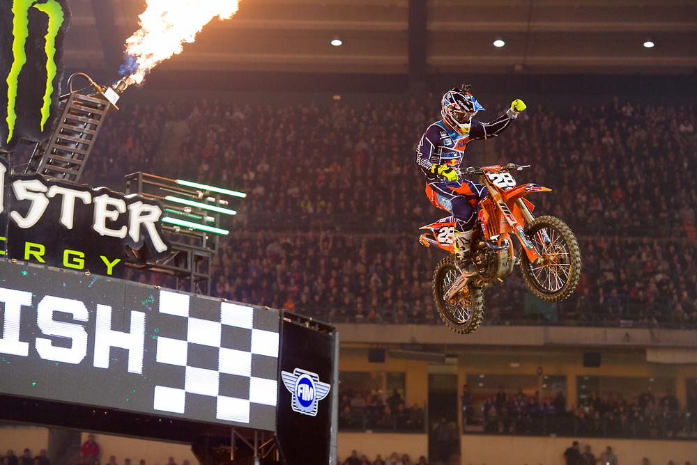 2018 AMA Supercross Series<br /> Angel Stadium of Anaheim<br /> Anaheim, California<br /> January 6, 2018