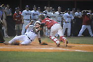 Lafayette High vs. Olive Branch in MHSAA playoff action in Olive Branch, Miss. on Thursday, May 10, 2012. Lewisburg won game 1 of the series 9-3.