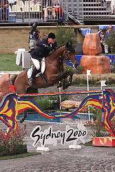 Tops Jan (NED) - Roofs<br /> Olympic Games Sydney 2000<br /> Photo © Dirk Caremans