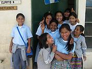 Nuestra Señora del Rosario school.