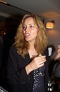 Greta Scacchi, '24 hour plays' charity evening at the Old vic Theatre. June 6 2004.  Kevin Spacey artistic director for 6 short plays written and rehearsed in 24 hours. ONE TIME USE ONLY - DO NOT ARCHIVE  © Copyright Photograph by Dafydd Jones 66 Stockwell Park Rd. London SW9 0DA Tel 020 7733 0108 www.dafjones.com