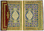 Koran, Turkish manuscript, 1882 AD